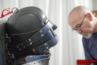 Leather bondage videos