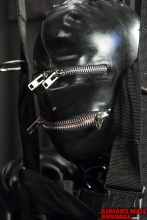 Men in rubber bondage #5